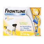 Frontline Spot On S 4 pipetten